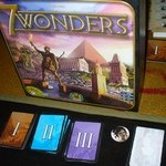 [27/08/2013] 7 Wonders – Leaders