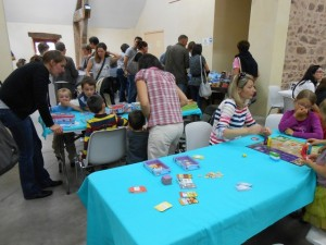 Toujours chez le même éditeur, Sweet Games, des anciens de la Tilsit Team, on retrouve surtout des jeux pour enfants.