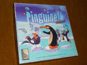 Autre grand classique après le Gispy King d'aujourd'hui, le Pinguine version Deluxe que mon cousin était curieux de découvrir. Il fut époustouflé par la qualité des pingouins en plastique.