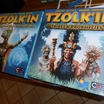 [22/02/2014] Tzolk'in + Tribes & Prophecies