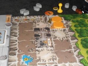 Petite vue du domaine de Tristan, lequel a déjà exhibé une mine de minerai et est en possession de moult ressources...
