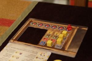 Et finalement le premier rubis collecté l'est par Yohel ! Attention : à deux joueurs, il en faut 6 pour gagner...