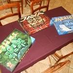 [10/05/2014] Tikal, Java, Mexica
