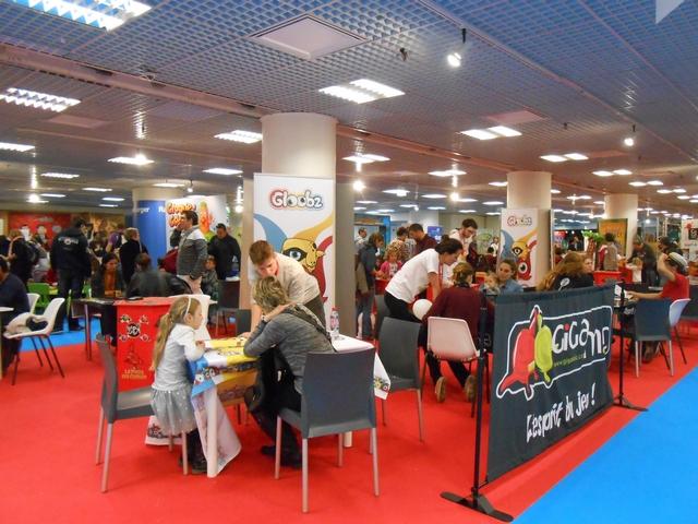 Le festival international des jeux 1-Salon7