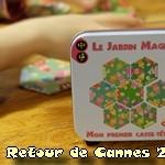 [02/03/2015] Le Jardin Magique