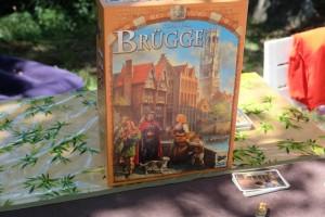Bon, ben, voilà, on est reparti à Brügge... Mais cette fois, nous sommes trois !