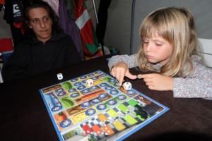 Leila a parfaitement compris les finesses du jeu à présent et ça, c'est bien !