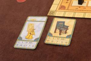 On voit venir ma stratégie quand même : j'ai déjà en main 2 têtes d'aigle sur les 5 que comporte le jeu...