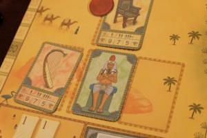 Lorsque la carte d'Akhenaton sort, en avant-dernière position, les choses ont pas mal évolué : dur de les résumer dans ce compte-rendu après tant de jours passés depuis...