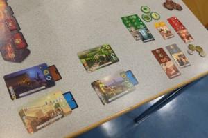 Ma zone : là il y a de la merveille et des cartes vertes par contre...