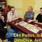 [19/12/2015] Les Poilus + set allemand, Isaribi, OctoDice, Antarctica