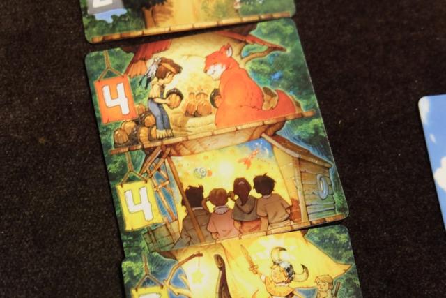 Le plus intéressant dans ce ce jeu, ce sont les illustrations on ne peut plus mignonnes et pleines de références : je vous laisse vous en délecter...