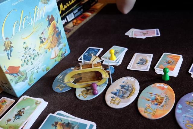 Bon ben ça sent la fin de partie : Tristan a certainement obtenu la carte qui lui permet d'atteindre les fatidiques 50 en trésors...