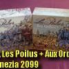 [07/05/2016] Kréo, Les Poilus + Aux Ordres !, Venezia 2099