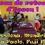 [22/10/2016] Barcelona, Mondrian, Papà Paolo, Fuji Flush X 2