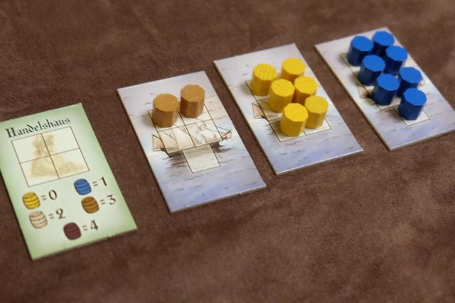 Les premiers PV ont été marqués et les deux premiers bateaux sont pleins : on va les vider !