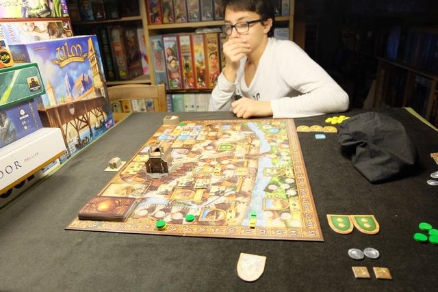 Tristan accroche direct au jeu, mais cela ne m'étonne guère...