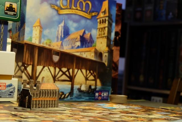 Troisième partie de Ulm ! Ça donne...