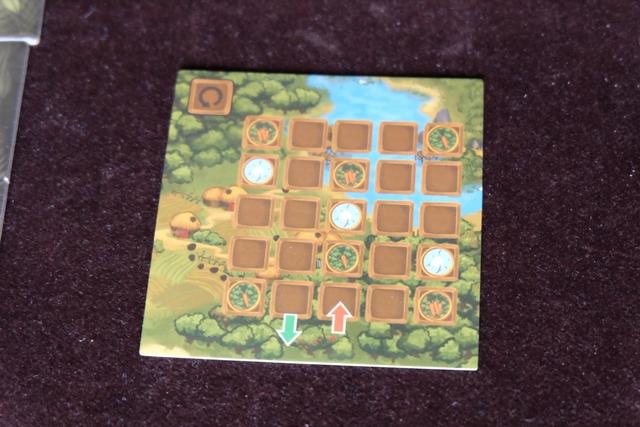 Le troisième et dernier puzzle va nous faire souffrir avec son quadrillage 5 par 5, en repartant, bien sûr, de l'état précédent de notre réseau...