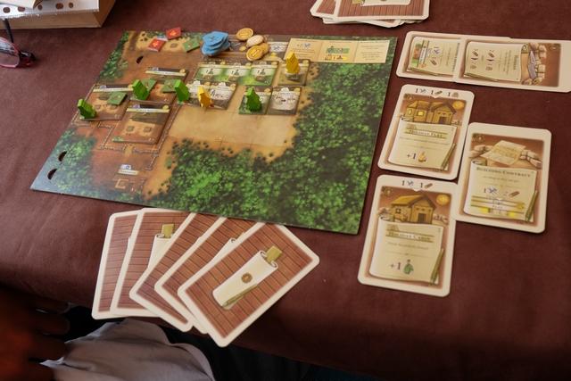 Les éléments de Tristan, avec un citadin actif, déjà pas mal...