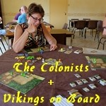 [26/08/2017] The Colonists, Vikings on Board