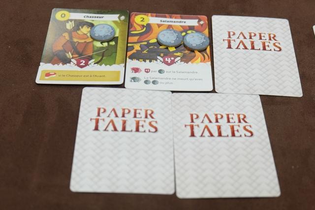 Trois nouvelles cartes prêtes à être dévoilées dans mon domaine à présent constitué de 5 zones...