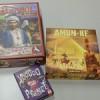 [10/02/2018] Istanbul das Würfelspiel, Amun-Re le jeu de cartes, Voodoo Prince