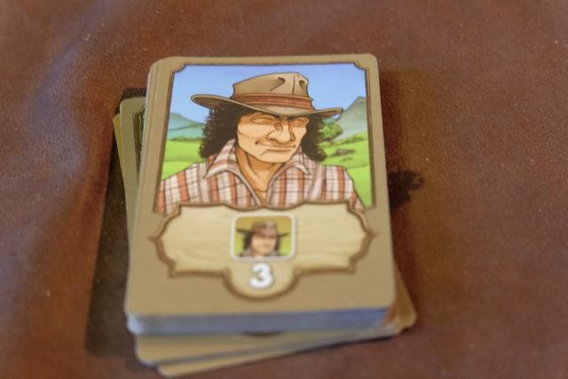 Pour clore ce compte-rendu, j'avais envie de vous poster cette photo montrant le look du fermier. Piero ne serait-il pas un amateur éclairé de La petite maison dans la prairie ? Moi, je vois Charles Ingels, pas vous ?