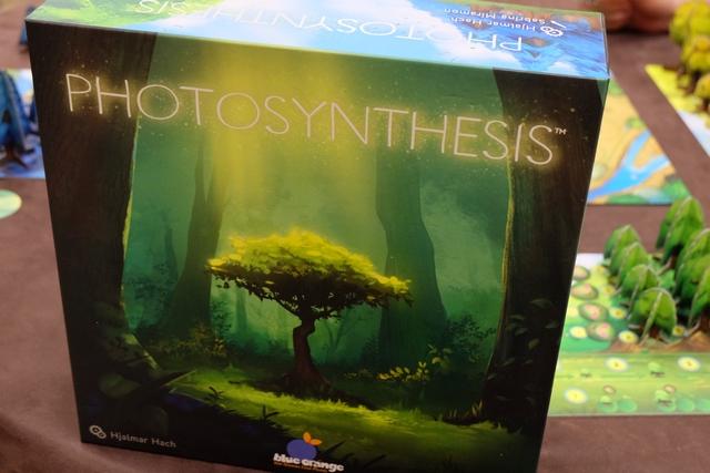 Forcément j'avais envie d'y revenir à ce Photosynthesis...