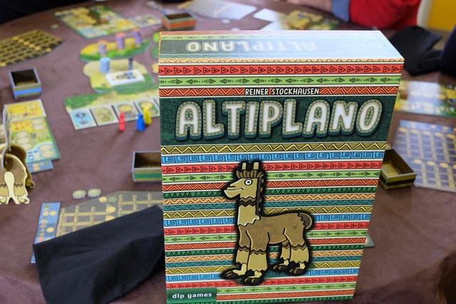 Yes ! On revient à Altiplano après l'enchanteresse partie de découverte d'il y a 15 jours...
