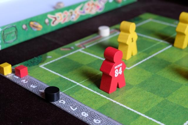 Et c'est le but ! Le premier but des rouges est arrivé à la 5 minute de jeu !