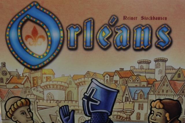 Ah, Orléans, un jeu qui séduit tous ceux à qui je le présente et qui ne pensent qu'à y rejouer... vite !
