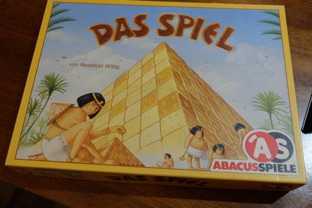 Ah qu'elle est belle et invite au voyage cette boîte de Das Spiel...