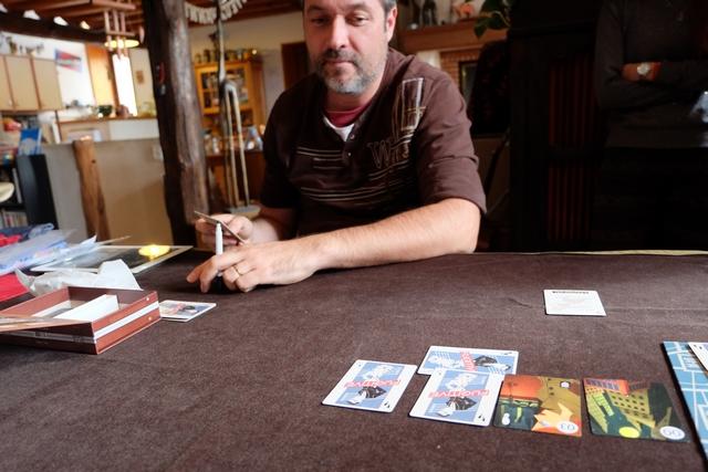 David a bien deviné mon premier lieu, le n°3, aussi je dois prendre quelques risques par la suite car, s'il trouve les deux lieux suivants, sans que j'en ai ajoutés, il gagnera tout de suite !