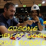 [28/10/2018] Gùgōng, Men at Work, Marble Bobsleigh