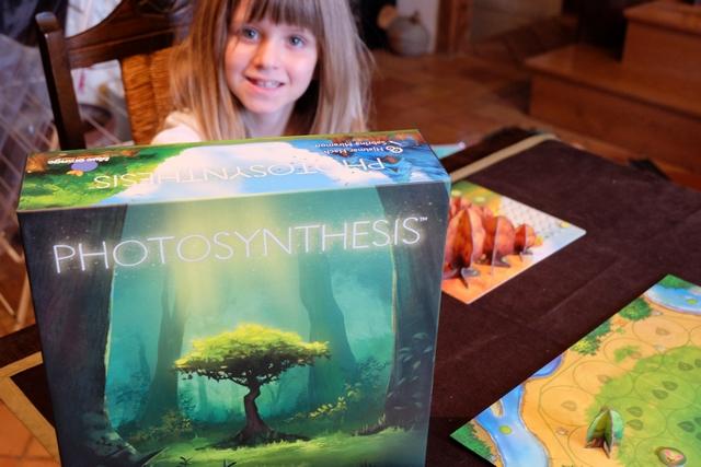 Même Leila va jouer à Photosynthesis !