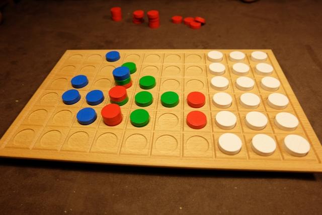 Clairement je mène le bal, j'ai le Sente ou l'initiative comme disent les joueurs de Go, mais est-ce le bon plan pour l'emporter ?