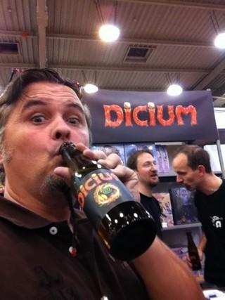 La cuvée Dicium !!!
