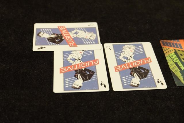 J'opte pour un démarrage plutôt soft, sans trop de cartes jouée en sprint...