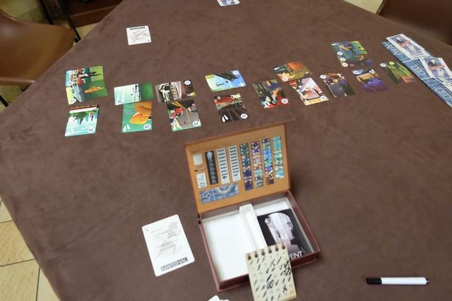 Fin de cavale pour le Fugitif, avant même qu'elle ait pu jouer la carte n°42...
