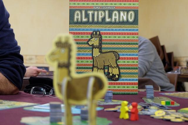 Le voici, le voilà, l'un (le ?) des tops jeux 2018 : Altiplano !