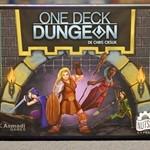[25/01/2019] One Deck Dungeon