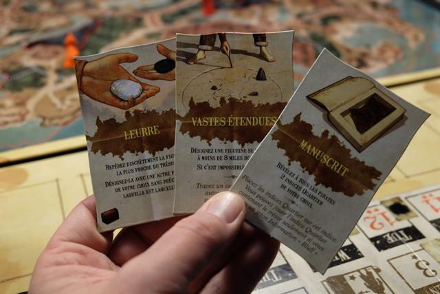 Franchement, pensez-vous que j'ai envie de jouer l'une de ces cartes au prochain tour ?