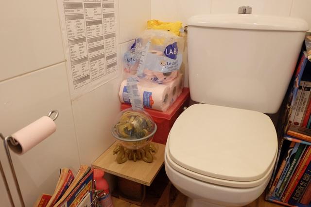 Vous l'avez rêvé, vous n'auriez jamais imaginé que ça soit publié un jour, mais si, ça y est, voici les toilettes de chez Ludo le gars !!! Je suis fier de vous présenter l'emplacement choisi pour mettre ce jeu à disposition du plus grand nombre !!! Même si ça fera peut-être attendre un peu les personnes derrière la porte.. ;-) ;-) ;-)