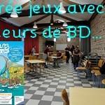[23/03/2019] La Découverte de l'Atlantide, Songbirds, Les Poilus, Ciao Ciao !, Schüttel's