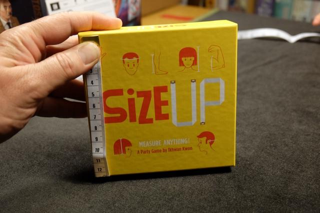 Size Up annonce la couleur : on va tout mesurer !!!