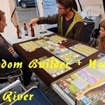 [26/07/2019] Kingdom Builder + Nomads, The River