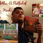 [25/10/2019] Fast Floths, A Fistful of Meeples, Kushi Express