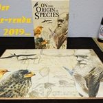 [23/10/2019] On the Origin of Species
