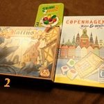 [26/01/2020] Rattus – Pied Piper + Tuiles Bonus X 2, Salade 2 Points, Copenhagen Roll & Write